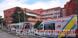 Scafati COVID hospital
