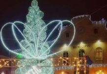 Nocera Inferiore illuminazione natalizia
