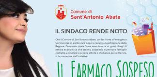 Sant'Antonio Abate Il farmaco sospeso