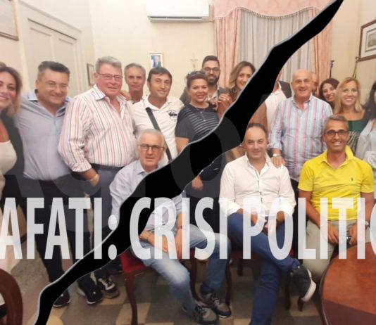 Scafati maggioranza crisi