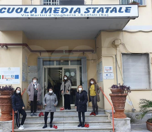 Scafati Scuola Martiri d'Ungheria
