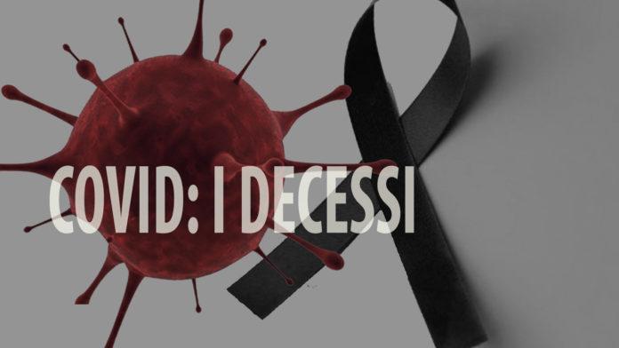 COVID-19 Coronavirus decessi