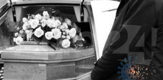 COVID-19 Coronavirus funerali