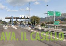 Cava de Tirreni Casello autostradale