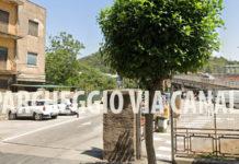 Nocera Inferiore parcheggio Via Canale