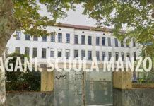 Pagani scuola Manzoni