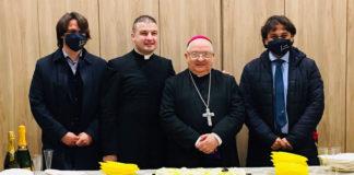 Pagani. Madonna di Fatima, la comunità accoglie don Francesco Amarante