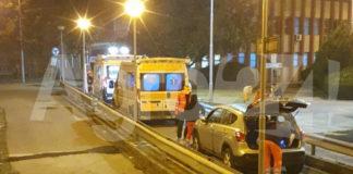 Scafati Ambulanze COVID hospital