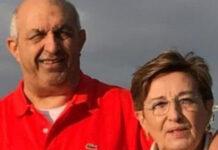 Antonio Melchionda e Franca Maria Spagnuolo