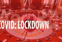 COVID-19 Coronavirus lockdown