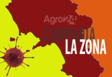 COVID Campania Zona tricolore