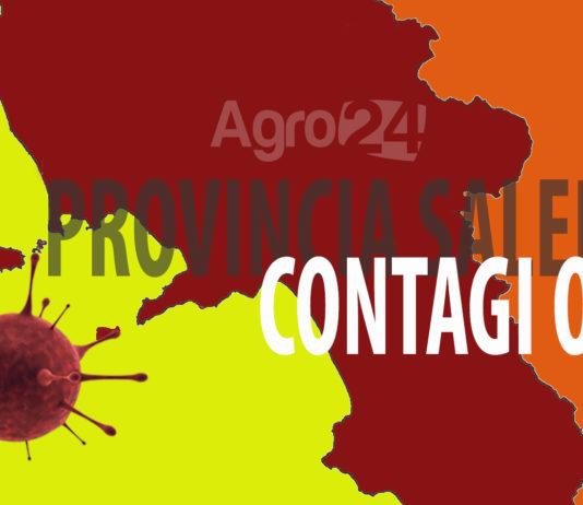 COVID Contagi Agro provincia tre zone