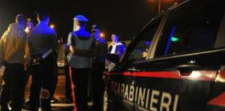 Carabinieri controlli anti COVID - Foto dal web