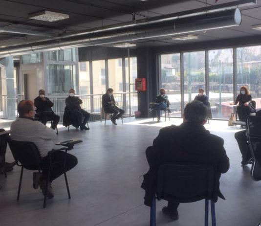 Conferenza Sindaci Area Nord Salerno a Corbara