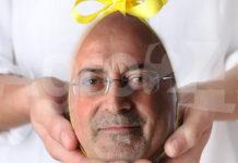 Cosimo Ferraioli uovo di pasqua