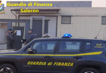 Guardia di Finanza sequestro Angri