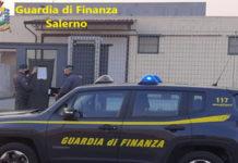 Guardia di Finanza sequestro Angri
