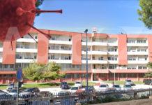 Scafati COVID hospital 2021