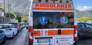 Ambulanza 118 Castello