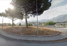 S.Egidio del Monte Albino. Autostrada località Pagliarone