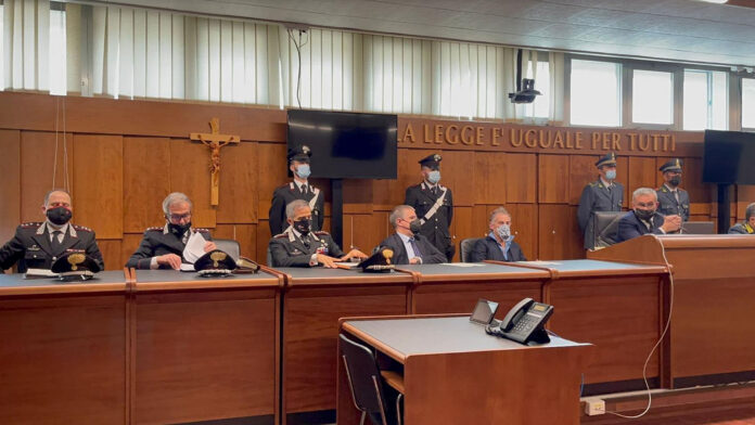 Salerno Conferenza Stampa