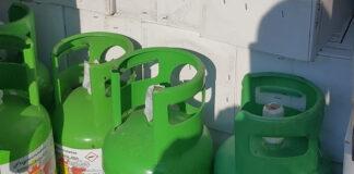 Scafati sequestro bombole refrigeranti
