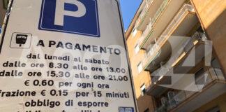 Angri parcheggio pagamento