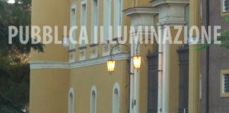 Angri pubblica illuminazione
