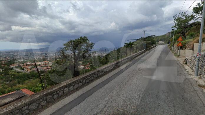 Corbara Via Esterna Chiunzi SP2