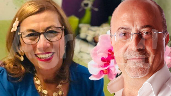 Maria D'Aniello e Cosimo Ferraioli