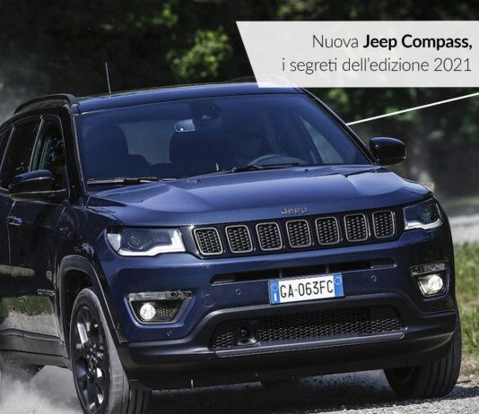 jeep compass noleggio