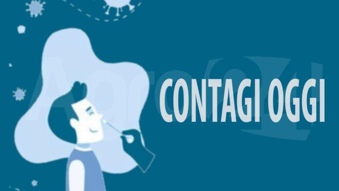 Covid-19 tamponi e contagi