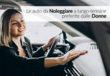 noleggio auto donne