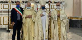 Corbara Vescovo Giudice in visita