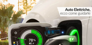guidare auto elettriche noleggio