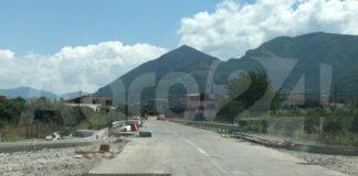 Angri Lavori Via Stabia Bretella M2