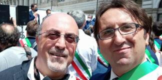 Cosimo Ferraioli e Giosuè D'Amora