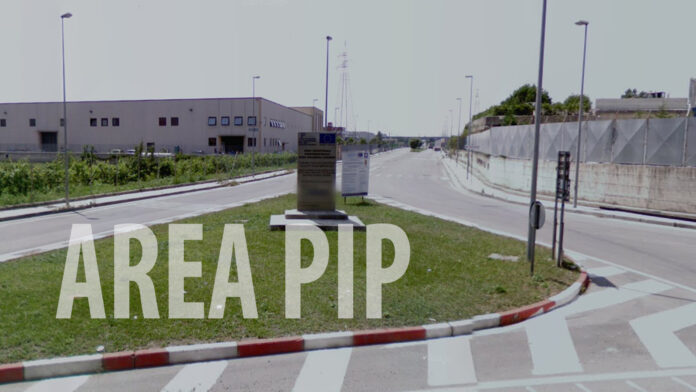 Nocera Inferiore Area PIP Fosso Imperatore