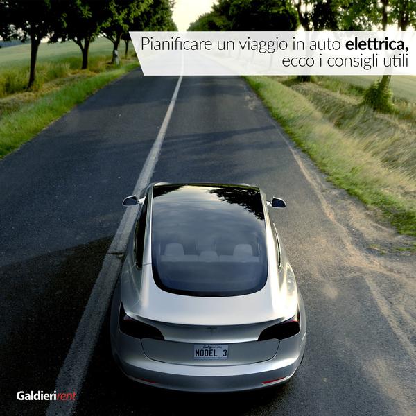 viaggio estate auto elettrica