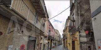 Angri Centro storico Via Amendola