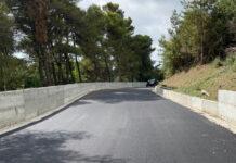 Corbara Via Chiunzi Strada Provinciale 2