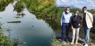 Gori Sopralluogo fiume Marna