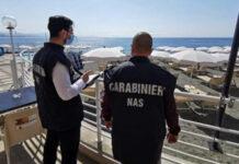 Salerno NAS Carabinieri