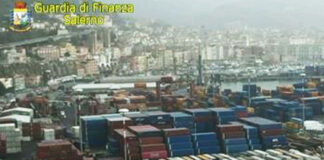 Salerno Porto GDF