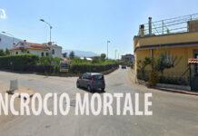 Sant'Egidio del Monte Albino Incrocio Via Pepe