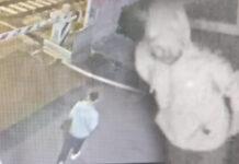 Nocera Superiore raid vandalico
