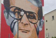 Pagani Murale di Jorit dedicato a Marcello Torre